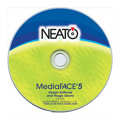 MediaFACE 5 Labeling Software - Windows CD-ROM - SXX-192126
