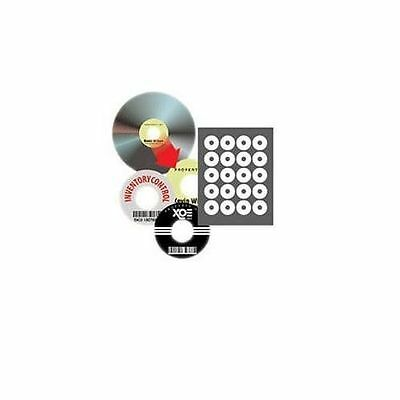 NEATO PhotoMatte CD/DVD Core Labels-500 Pack-CLP-192268
