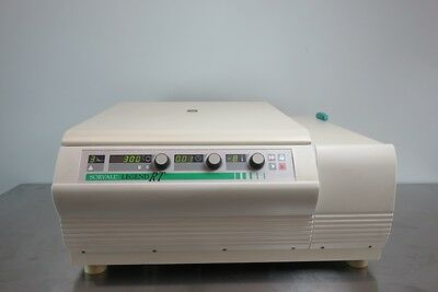 Thermo Sorvall Legend RT Centrifuge with Rotor and Warranty Video in Description