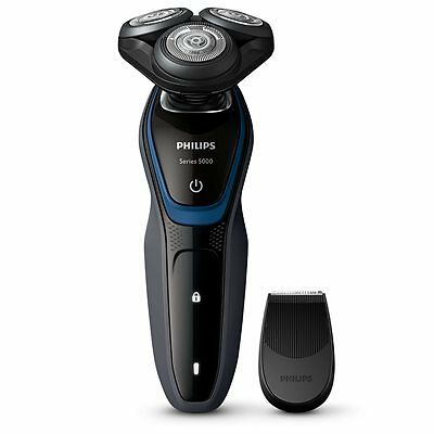 Philips Series 5000 Dry Rech. Shaver with 1 LED