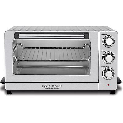 Cuisinart CTO-120 Toaster Oven Broiler with Convection