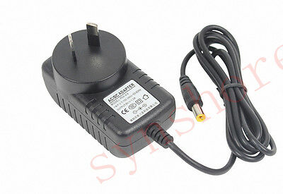 DC12V 2A Power Supply IP Camera AC100-240V Converter Adapter Charger Transformer