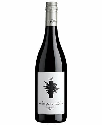 Miles From Nowhere Margaret River Shiraz 2014 (12 Bottles)