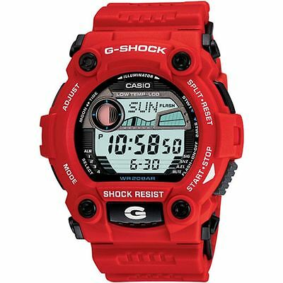 Casio G-Shock Digital Watch With World Time - Resin Strap (G7900A-4ER)
