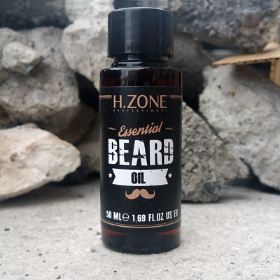 Renee Blanche H-Zone Bart Öl - Beard Oil Essentail 50 ml (218,00 EUR pro l)