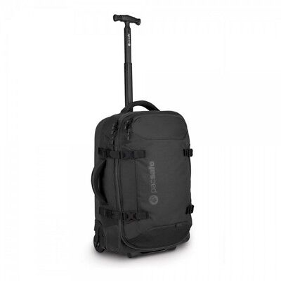 Pacsafe 42L Toursafe AT21 Anti Theft Wheeled Carry on Secure Travel Bag