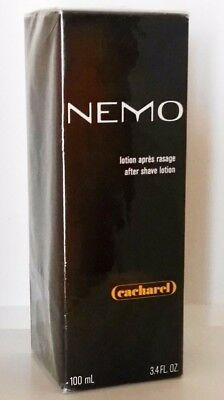 Nemo Cacharel 100ml. After Shave