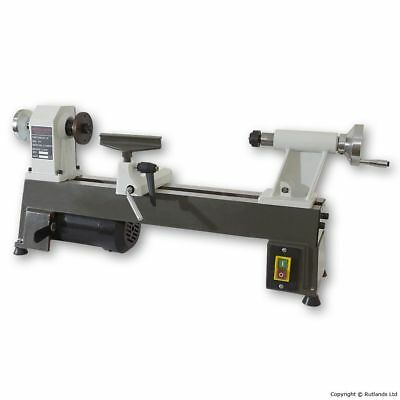 Woodturning Lathe with 1/2hp High Torque Induction Motor