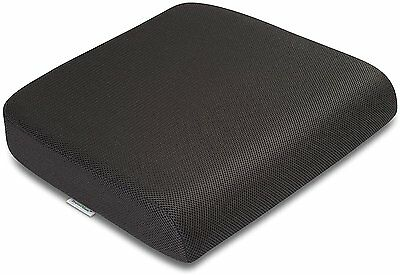 Pillow Seat Cushion Memory Foam Large Chair Pain Relief Office Car Back Support
