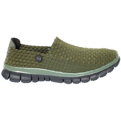 Navitas GREEN Weave Slip on Bivvy Shoes *ALL SIZES * *PAY ONE POST!*