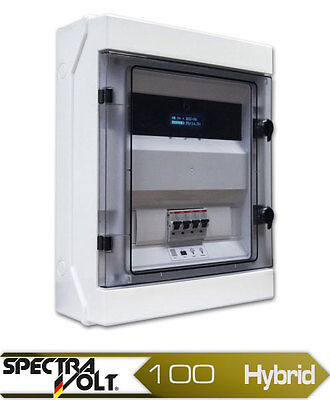 Hybrid Lithium-Ionen BOS System HS100