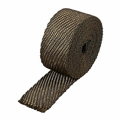 """Heatshield Products Lava Exhaust Insulating Wrap 1"""" x 25ft Roll"""