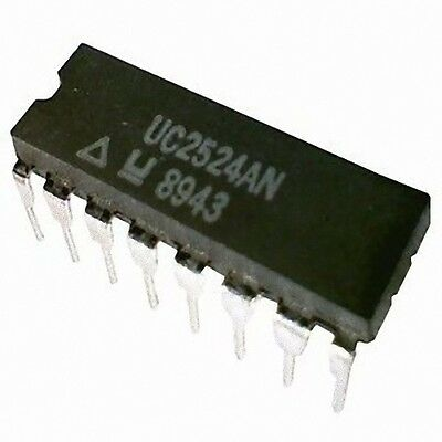 Voltage Mode PWM Controllers Advanced Regulating UC2524AN 2524