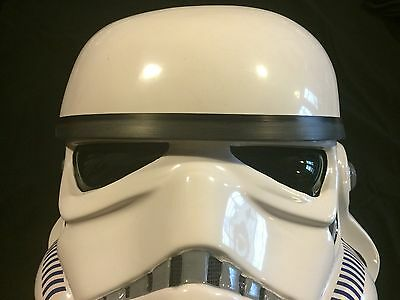 Star Wars Stormtrooper Smoke Thermo-formed Bubble Lense Set