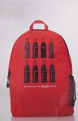 Coca Cola 100 Years Backpack Tote   NEW