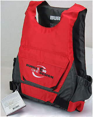 Burke Life Jacket D50 - Size Small