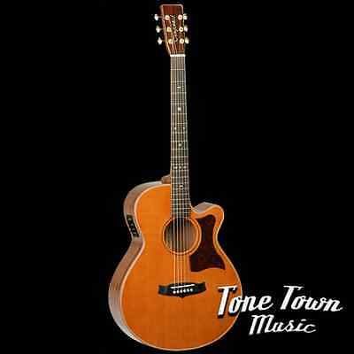 Tanglewood TW45HE Heritage Electric Acoustic Guitar *BRAND NEW*FREE SHIPPING*
