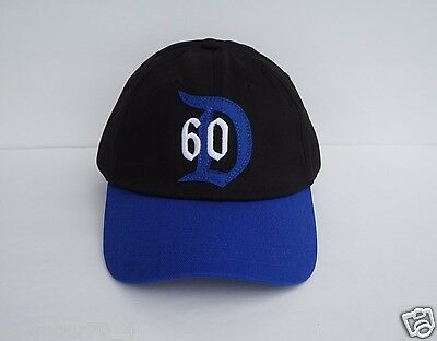 Disneyland 60th Anniversary Diamond Celebration D60 Blue Black Baseball Hat Cap