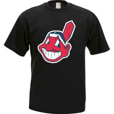 Cleveland Indians Baseball Men's T-Shirt Tee Many Colors
