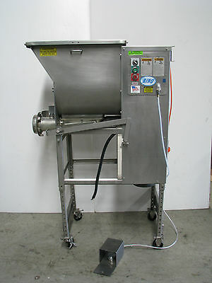 Commercial Stainless Mincer Mixer Grinder - BIRO AFMG-24