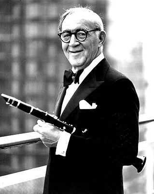 Benny Goodman Jazz Legend Glossy Photo Music Print Poster A4