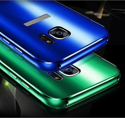 Luxury Ultra Thin Aluminum Metal Case Cover Protector For Samsung Galaxy S7 Edge