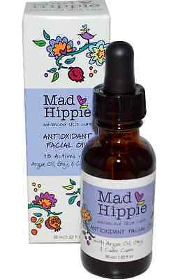 New Mad Hippie Skin Care Products Antioxidant Facial Oil Vegan Advanced Health