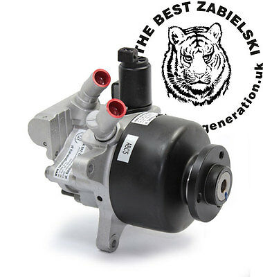 Abc Tandem Power Steering Pump Mercedes Sl R230 A0034665001 In Exchange