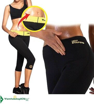 Pantaloncino Hot Shapers Pantaloni Sauna Dimagrante Fitness