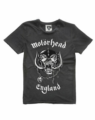 Motorhead 'England' T-Shirt - Amplified Clothing - NEW & OFFICIAL!