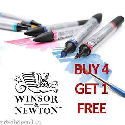 Winsor and Newton Artists Professional Water Colour Marker Pens