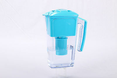 EHM Alkaline Mineral Water Ionizer Pitcher Filter 2.5L Pure Healthy Water EHM