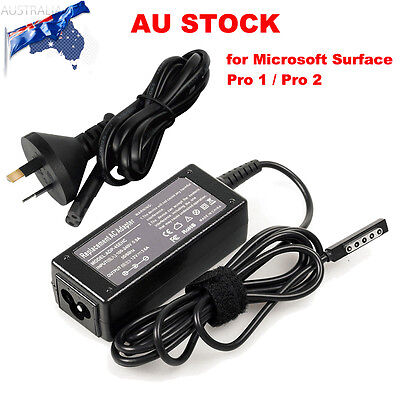 AU NEW AC Power Adapter Supply Charger for Microsoft Surface Pro 1 2 AU STOCK