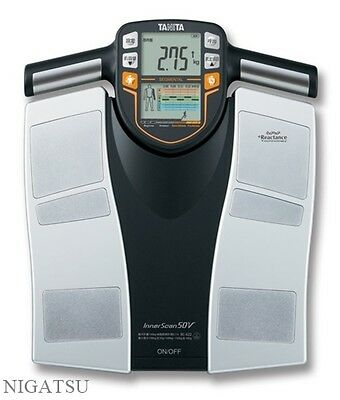 NEW TANITA BC-622-BK Inner Scan Body Composition Monitor Weight Scale Digital