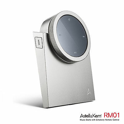 Iriver Astell&Kern AK RM01 Bluetooth Remote Control for AK Music Players - FedEx