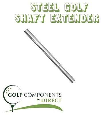 "Steel Golf Club Shaft Extender - For 1 Club Upto 3"" Club Extension"