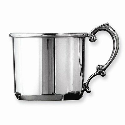 Pewter Baby Cup - Engravable