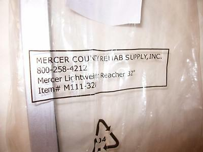 "Mercer County Rehab Pickup and Reaching Tool 32"" New in Bag #M111-32N"