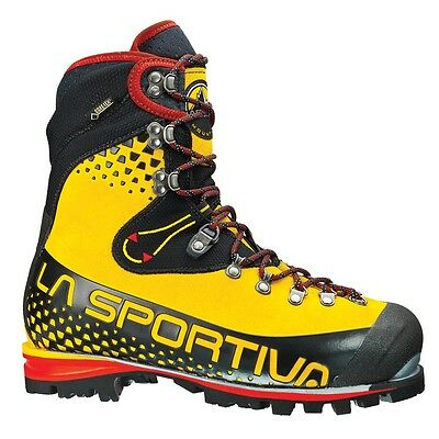 La Sportiva NEPAL CUBE GTX - LIGHT MOUNTAINEERING BOOT ASK ME ABOUT SIZE