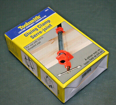 """Pipe Clamp Set 3/4"""""""
