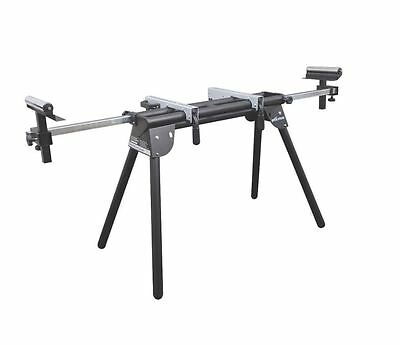 Extendable Mitre Saw Stand WITH EXTENSION ARMS Lightweight Foldable Adjustable