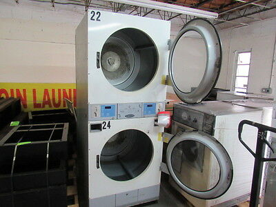 Wascomat 30lb stack dryers GUARANTEED RUNNING CONDITION !!