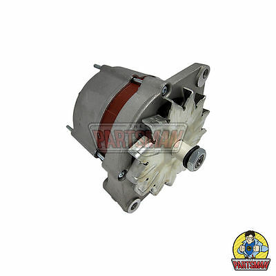 Alternator Bosch Type 12V 120A I/R 2 Wire D+ -W Suit New Holland Case John Deere