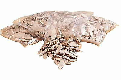 PORTER-CABLE 1000 Assorted Biscuits Wood Joint Beech Woodwork Carpentry Nib