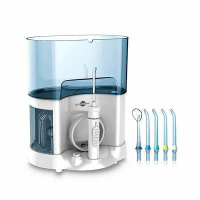 Dental  Oral Water Jet Irrigator Flosser Flossing Tooth Pick Cleaner Home Use