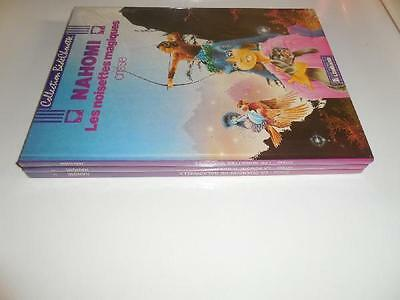 Lot Eo Nahomi Tomes 1/2/3/ Be/ Crisse