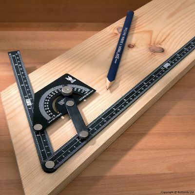Layout Protractor - Aluminium