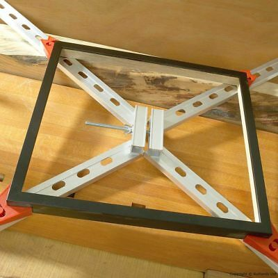 Self Squaring Frame Clamp