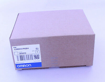 Omron C200Hw-Pa204 Power Supply Module New In Box Free Shipping