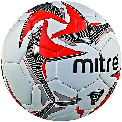 NEW- Mitre Tempest Futsal/Soccer Ball- Size 4